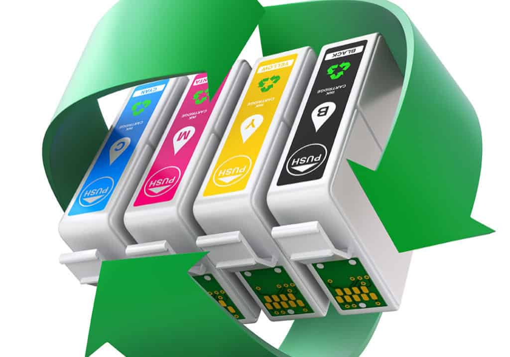 Ink Cartridge Recycling